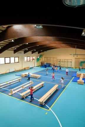 Montessori School - client: Velux - 2011, Timisoara, Romania
