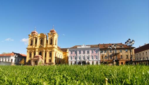 Unirii Square No13 facade restauration - D Proiect, Bodgan Demetrescu - 2012, Timisoara, Romania