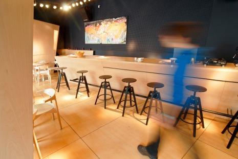 Atelier Cafe - D Proeict - 2011, Timisoara, Romania