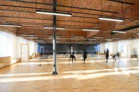 Interior design SPATJ - ateliercetrei - 2015, Cluj-Napoca