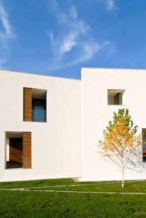 Tudosie House - Atelier Trei, Codruta Negrulescu - 2009, Timisoara