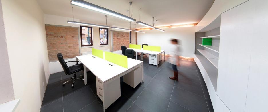 Office design - Otilia Tudoran, DATCOMP - 2012, Timisoara