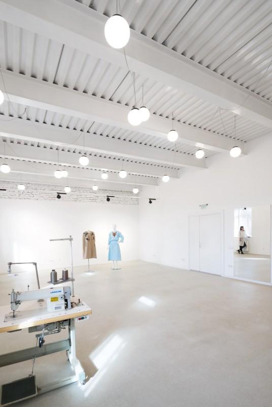 Fashion studio @ SPATJ • Paul Mihai Moldovan, Anamaria Moldovan / ateliercetrei